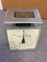 Vintage Waymaster Scales in Lakenheath, UK