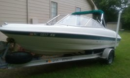 2000 18FT BAYLINER CAPRI in Wilmington, North Carolina