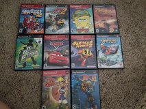 PS2 Games in Dover, Tennessee