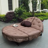 Awesome round double lounger in Stuttgart, GE