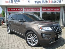 '16 FORD EXPLORER XLT 7 SEATS in Spangdahlem, Germany