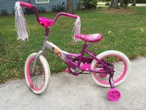 Huffy Disney Princess bike in Beaufort, South Carolina