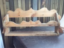 hand made shelf in Lakenheath, UK