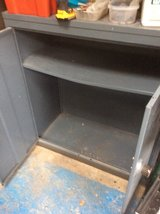 metal storage cabinet in Lakenheath, UK