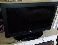 "26"" flat screen Sanyo TV in Naperville, Illinois"
