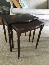 Nesting end tables in Naperville, Illinois