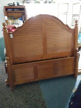 Queen size Bed Frame in Cherry Point, North Carolina
