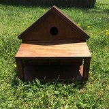 For Sale Log Cabin Bird House in Cleveland, Texas