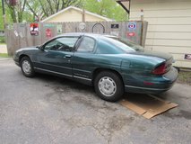 1998 Chevy Monte Carlo LS 6 Cyl,3.1,2 Door,068072 Miles, $2000.00 OBO in Lockport, Illinois