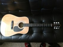 L A Guitar in Fort Campbell, Kentucky