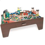 Imaginarium Mountain Rock Train Table Set/in Menifee in Oceanside, California