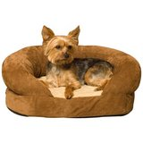 K&H Pet Products Ortho Bolster Sleeper Pet Bed in Naperville, Illinois
