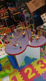 Giant Bead Maze Table in Fort Carson, Colorado