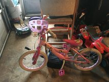 Girls princess bike in Orland Park, Illinois