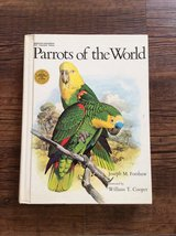 Parrots of the World by Joseph Michael Forshaw in Okinawa, Japan