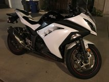 2014 Kawasaki Ninja 300 in Oceanside, California