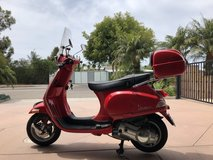 Vespa S150 in Oceanside, California
