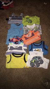 9 tank tops great condition selling as a lot in Fort Leonard Wood, Missouri