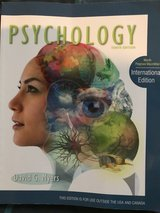 Psychology by David G. Meyers in Ramstein, Germany
