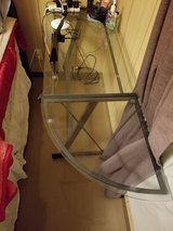 Tempered Glass Table in Okinawa, Japan