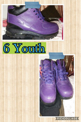 Purple Nike Boots ( ACG) in Beaufort, South Carolina