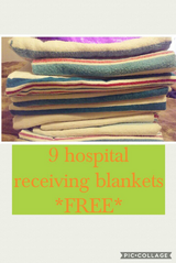 Free recieving blankets in Beaufort, South Carolina