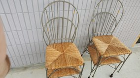 Chairs (Set of 4) in Okinawa, Japan