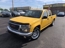 2007 GMC CANYON CREW CAB SLE, 5 Cyl, 3.7 Liter - 2WD in Fort Campbell, Kentucky
