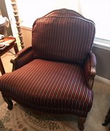 2 Bergere chairs custom furniture in Kingwood, Texas