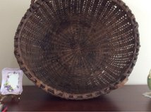 antique 1800's GATHERING BASKET in Algonquin, Illinois
