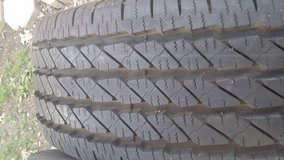 Michelin HD pickup truck tires used... 2 like new 4 are 50% in Yorkville, Illinois