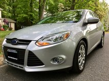 2012 Ford Focus SE hatchback 4dr silver in Quantico, Virginia