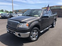 2010 FORD F-150 SUPERCREW CAB LARIAT Pickup 4d 5 1/2 ft Liter in Fort Campbell, Kentucky