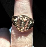 black hills gold butterfly ring in Fort Lewis, Washington