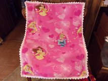 Princess Three Baby Fleece Blanket in Belleville, Illinois
