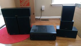 Pioneer SANSUI High end entertainment sound system in Cary, North Carolina