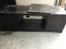 Tv stand fits 60 in in Travis AFB, California