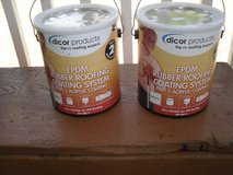 NEW DICOR EPDM RUBBER RV ROOF COATING, 2 GALLONS in Beaufort, South Carolina