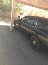 crown vic in 29 Palms, California