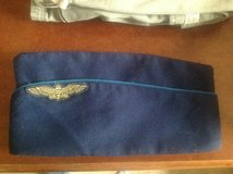 Soviet Air Force Pilot / Garrison Cap / Flight Cap in Fort Belvoir, Virginia