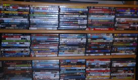 Movie DVD's in Hemet, California