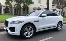2017 Jaguar F-Pace in Honolulu, Hawaii