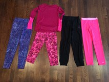 5 Pieces of Girls C9 Sports Clothing Size 10-12 in Glendale Heights, Illinois