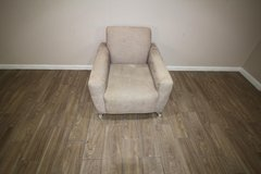 Grey Accent Chair (Ashley) in Spring, Texas