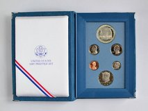 Commemorative Coin Set in Quantico, Virginia