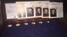 (6) Presidential Gold Dollars in Quantico, Virginia