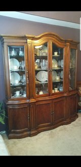 vintage thomasville china cabinet in Kingwood, Texas