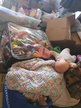 Mix bulk items need gone asap toys clothes electronics in Fort Bliss, Texas