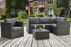 PATIO SECTIONAL SET FREE DELIVERY in Huntington Beach, California