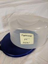 Large Tupperware Cake Hold (New) in 29 Palms, California